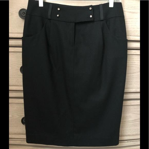 Rebecca Taylor Dresses & Skirts - Pencil wool skirt,like new